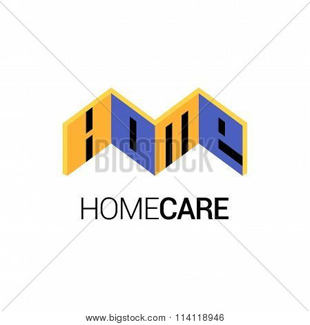 Home repair vector template logotype