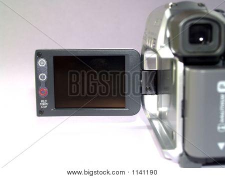 Câmera de vídeo 01
