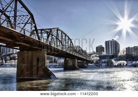 Bridge Over The Icy River