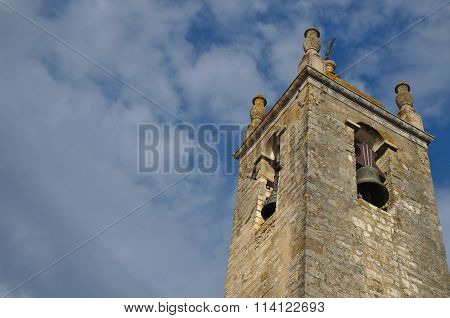 Matriz Church Bell Tower in Loule