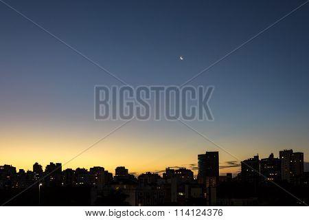 Skyline Porto Alegre