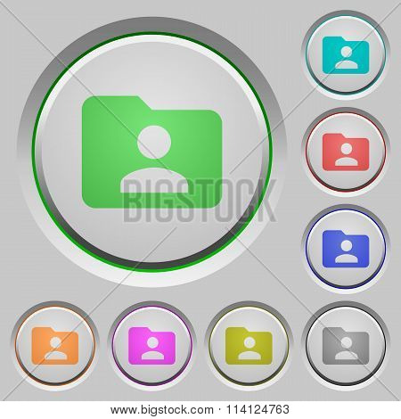 Folder Owner Push Buttons