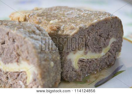 Stuffed Meat Loaf