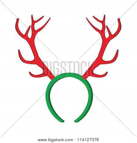 Christmas Reindeer Horns