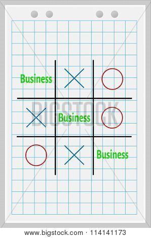 Concept of business.
