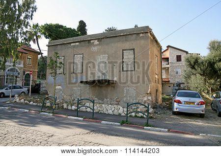 Abandoned House In Haifa