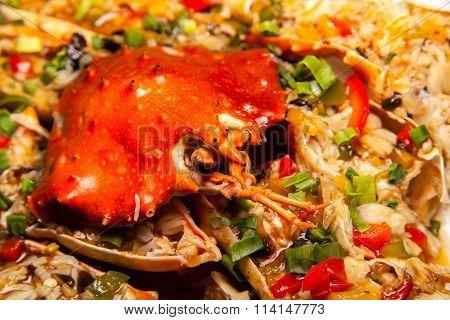 pan-Asian Crab Salad