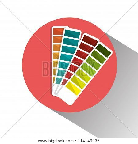 Pantone colors graphic