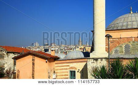 Golden Horn, Istanbul. Turkey.