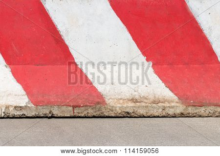 Concrete Barrier Wall