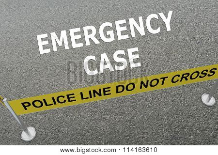 Emergency Case Concept