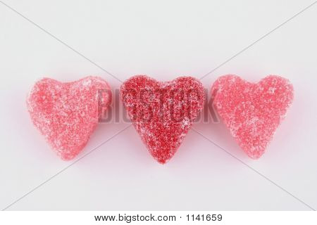 Trio Of Hearts