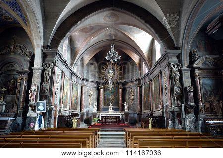 Saint Jacques Church