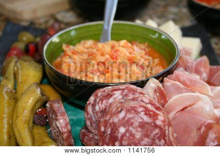 Italian Anitipasto Appetizer