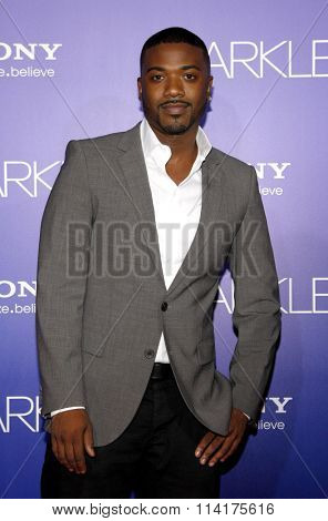 Ray J. at the Los Angeles premiere of