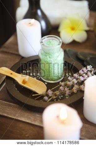 Elements Of Spa Massage In Spa Salon