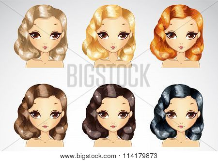 Evening Curls Hairstyling Set