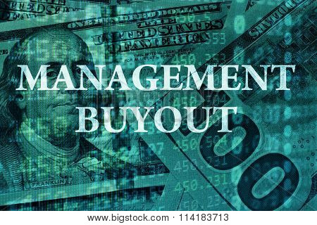 Words Management buyout  with the financial data.