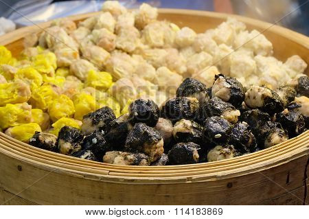 Dim Sum Chinese Food In Thailand