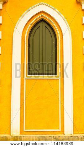 Western Style  Window
