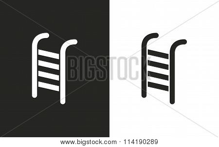 Ladder - Vector Icon.
