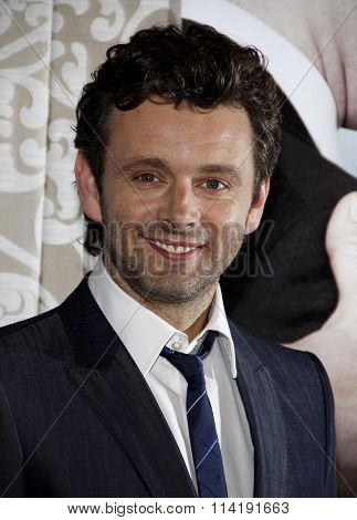 HOLLYWOOD, CALIFORNIA - May 18, 2010. Michael Sheen at the Los Angeles premiere of