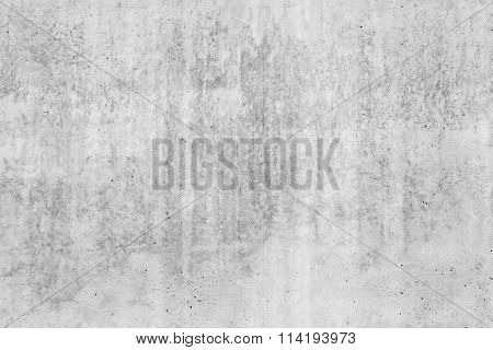Gray Concrete Wall, Seamless Background Texture