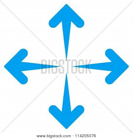 Expand Arrows Icon