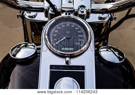 Motorcyle Instrument Panel