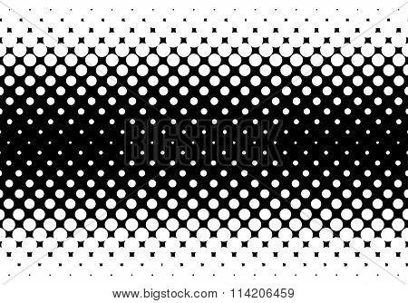 White Holes Background