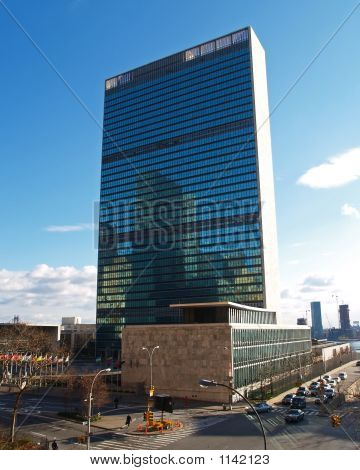 United Nation Headquarter In New York