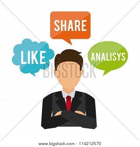 businessman concept design