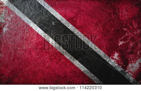 Trinidad and Tobago Grunge