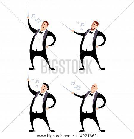 Set of conductors