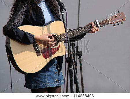 Guitar Singer.