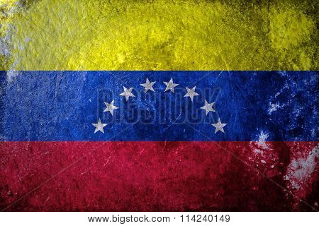 Venezuela Grunge