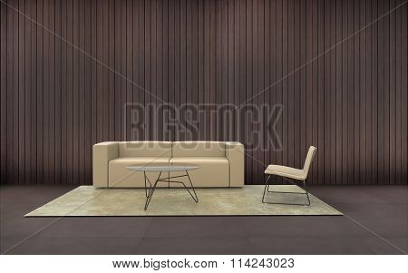 living room Minimal Style Composition Chair