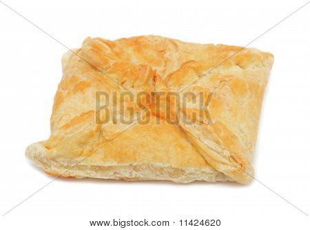 Georgian Cheese-pie, Isolated