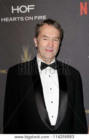 BEVERLY HILLS, CA - JAN. 10: Carter Burwell arrives at the Weinstein Company and Netflix 2016 Golden Globes After Party on Sunday, January 10, 2016 at the Beverly Hilton Hotel in Beverly Hills, CA.