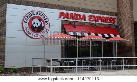 Panda Express Store
