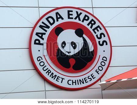 Panda Express Logo Bear