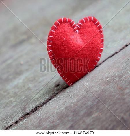 Valentine Heart, Lonely, Valentine Day, Feb 14