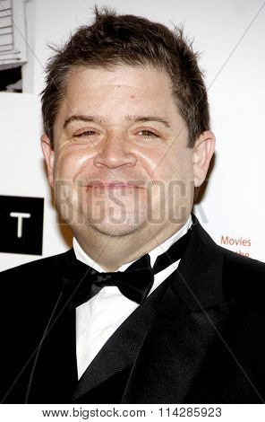 Patton Oswalt at the 26th American Cinematheque Award Honoring Ben Stiller held at the Beverly Hilton Hotel in Los Angeles, California, United States on November 15, 2012.