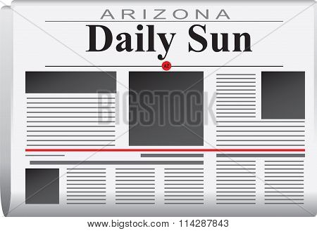 Newspaper Arizona Daily Sun