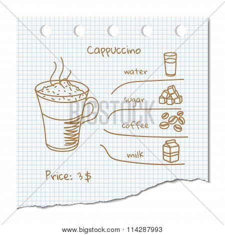 Coffee Drink Recipe