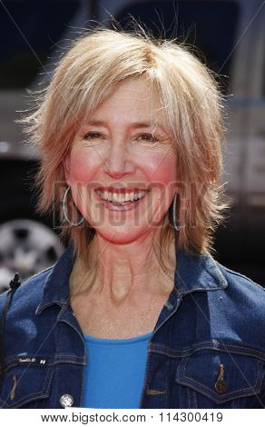 HOLLYWOOD, CALIFORNIA - April 7, 2012. Lin Shaye at the Los Angeles premiere of