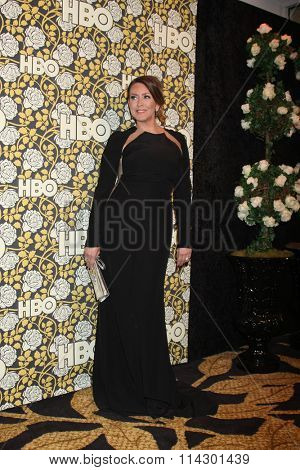 LOS ANGELES - JAN 10:  Joely Fisher at the HBO Golden Globes After Party 2016 at the Beverly Hilton on January 10, 2016 in Beverly Hills, CA