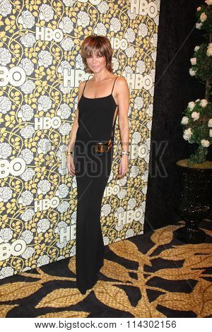 LOS ANGELES - JAN 10:  Lisa Rinna at the HBO Golden Globes After Party 2016 at the Beverly Hilton on January 10, 2016 in Beverly Hills, CA