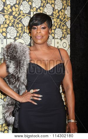 LOS ANGELES - JAN 10:  Niecy Nash at the HBO Golden Globes After Party 2016 at the Beverly Hilton on January 10, 2016 in Beverly Hills, CA