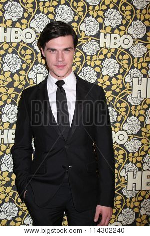 LOS ANGELES - JAN 10:  Finn Wittrock at the HBO Golden Globes After Party 2016 at the Beverly Hilton on January 10, 2016 in Beverly Hills, CA